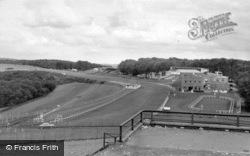 Goodwood, Racecourse c.1960, Goodwood Park