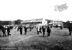 Goodwood, Racecourse, The Stands 1904