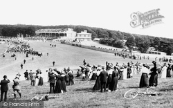 Goodwood, The Racecourse 1904