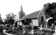 Goodworth Clatford, St Peter's Church 1899