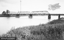 Boothferry Bridge c.1960, Goole