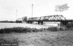 Boothferry Bridge c.1965, Goole