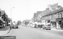 Boothferry Road c.1955, Goole