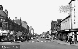Boothferry Road c.1960, Goole