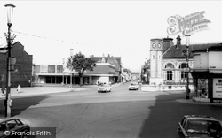 Clock Tower c.1965, Goole