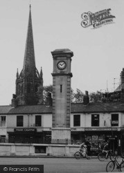 The Clock Tower c.1955, Goole