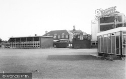 The Grammar School c.1965, Goole