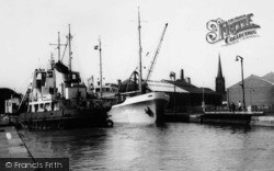 The Ocean Lock c.1965, Goole