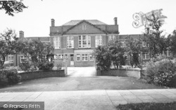 The Secondary Modern School c.1960, Goole