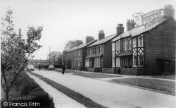 Goostrey, Bank View c.1965