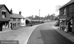 Goostrey, Main Road c.1965