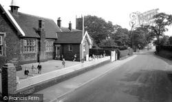 Goostrey, Primary School c.1965
