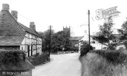 Goostrey, St Luke's Church c.1965