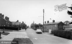 Goostrey, The Village c.1965