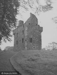Gordon, Greenknowe Tower 1956