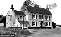 Goring-By-Sea, Bull Inn c.1960
