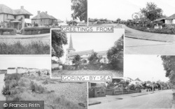 Goring-By-Sea, Composite c.1955