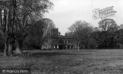 Goring-By-Sea, Goring Hall School c.1960