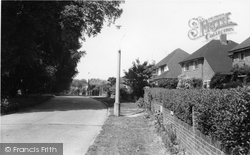 Goring-By-Sea, Ilex Way c.1960