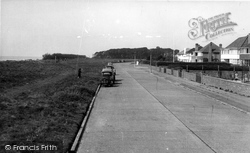 Goring-By-Sea, Marine Drive c.1955