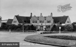Goring-By-Sea, Mulberry Hotel c.1955