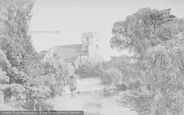 Photo of Goring, Church c.1900