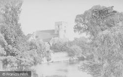 Goring, Church c.1900