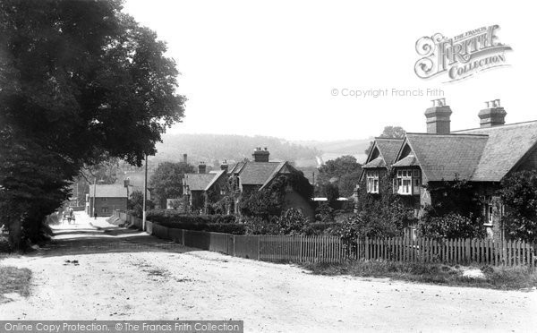 Goring, High Street 1896.  (Neg. 38311)  © Copyright The Francis Frith Collection 2008. http://www.francisfrith.com