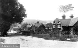 Goring, High Street 1896