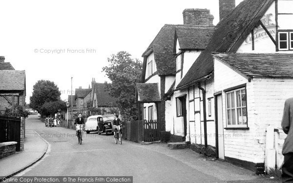 Goring, High Street c1955.  (Neg. G34009)  © Copyright The Francis Frith Collection 2008. http://www.francisfrith.com