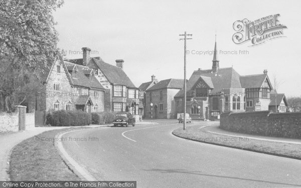 Photo of Goring, High Street c.1955