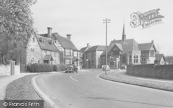 Goring, High Street c.1955