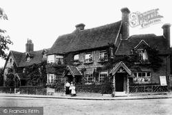 Goring, Miller Of Mansfield Hotel 1896