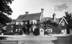 Goring, Miller Of Mansfield Hotel 1904
