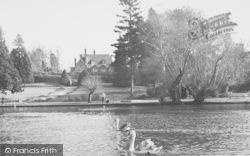Goring, Nuns Acre c.1960