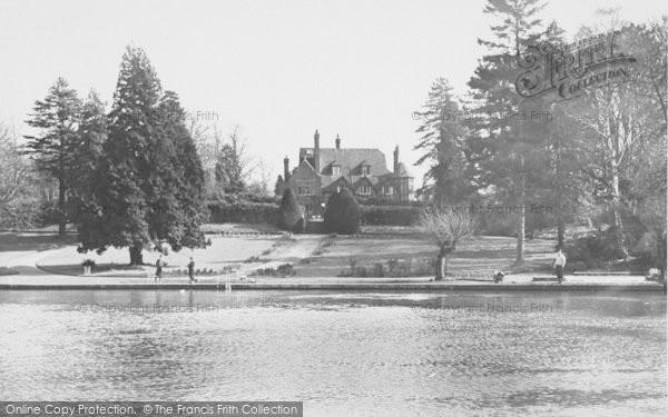 Photo of Goring, Nuns Acre c.1960