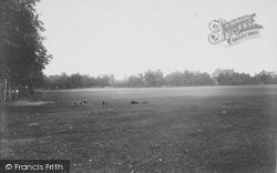 Goring, Recreation Ground 1904