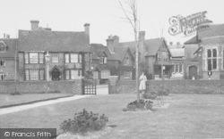 Goring, Rectory Gardens c.1955