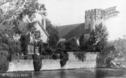 Goring, St Thomas Of Canterbury's Parish Church 1890