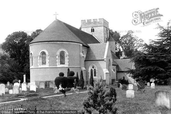 Photo of Goring, St Thomas Of Canterbury's Parish Church 1890