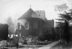 Goring, St Thomas Of Canterbury's Parish Church 1909