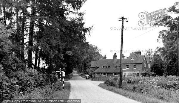 Goring, the Heath c1955.  (Neg. G34032)  © Copyright The Francis Frith Collection 2008. http://www.francisfrith.com