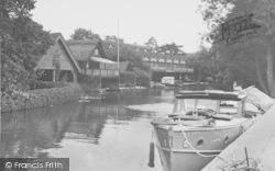Goring, The Thames c.1950