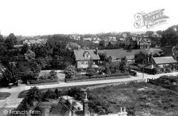 Goring, The Village 1896