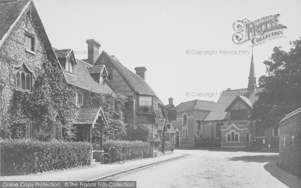 Photo of Goring, The Village 1896