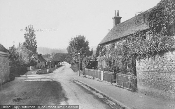 Photo of Goring, Village 1904