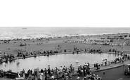 Gorleston, Children's Yachting Lake c1960