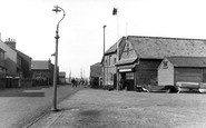Gorleston, The Lifeboat Shed c.1950