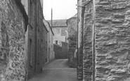 Gorran Haven, Church Street c.1955