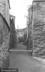 Gorran Haven, Church Street c.1955